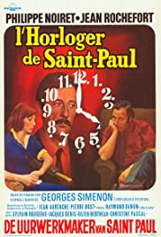 The Clockmaker of St. Paul Poster