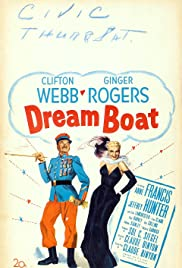 Dreamboat Poster