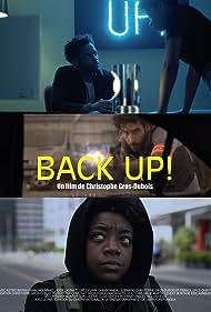 Astrid Bayiha and Kamal Moummad in Back Up! (2020)