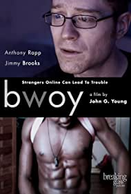 Anthony Rapp and Jimmy Brooks in bwoy (2016)