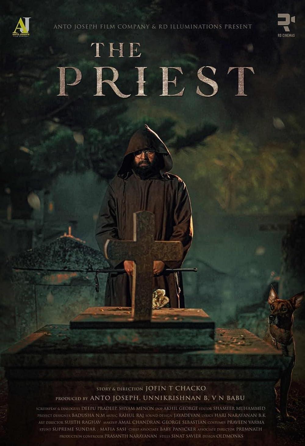 The Priest 2021 Telugu 480p AMZN HDRip ESub 450MB Download