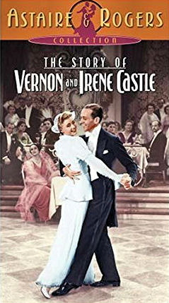 Fred Astaire and Ginger Rogers in The Story of Vernon and Irene Castle (1939)