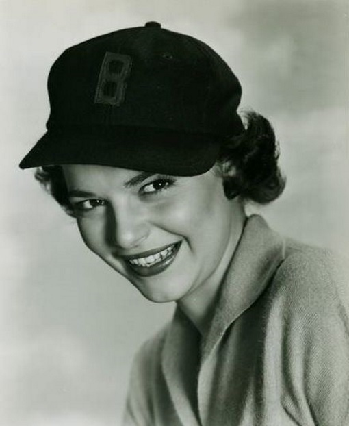Anne Bancroft in The Kid from Left Field (1953)