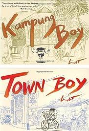Kampung Boy Poster