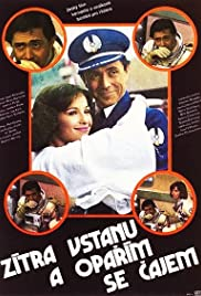 Zítra vstanu a oparím se cajem (1977) Poster - Movie Forum, Cast, Reviews