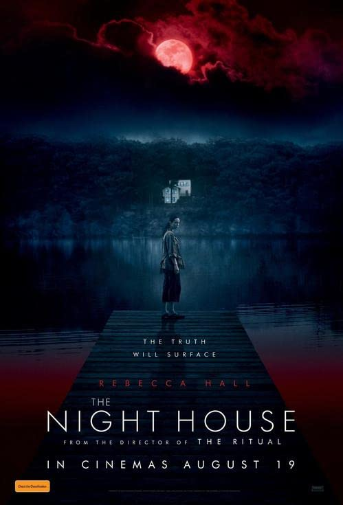 The Night House (2020) Hindi Dubbed