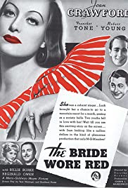 The Bride Wore Red Poster