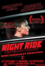 Night Ride The Director's Cut Poster