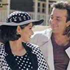 Sridevi and Sanjay Dutt in Gumrah (1993)