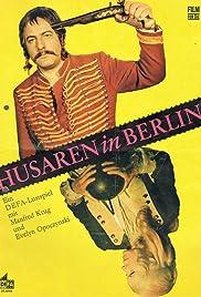 Husaren in Berlin Poster