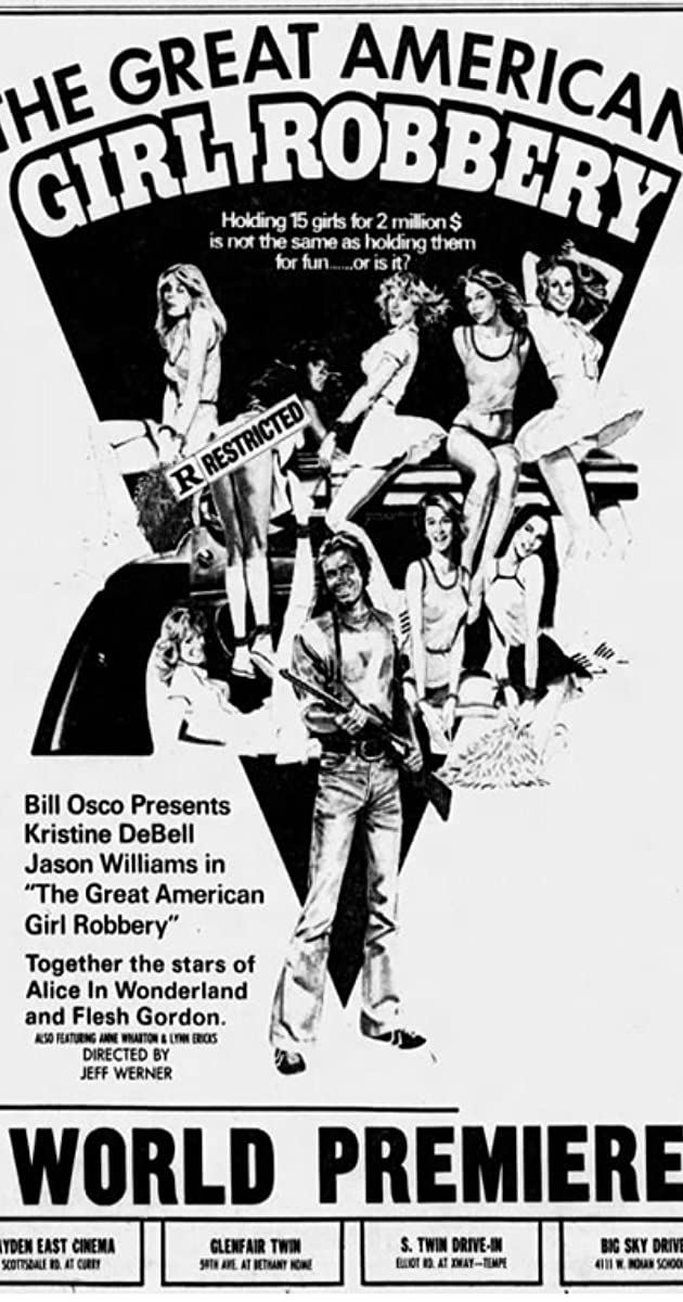 Meatballs movie blonde girl with big boobs Reviews The Great American Girl Robbery Imdb