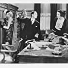 Buster Keaton, Jimmy Durante, Ruth Selwyn, and Thelma Todd in Speak Easily (1932)