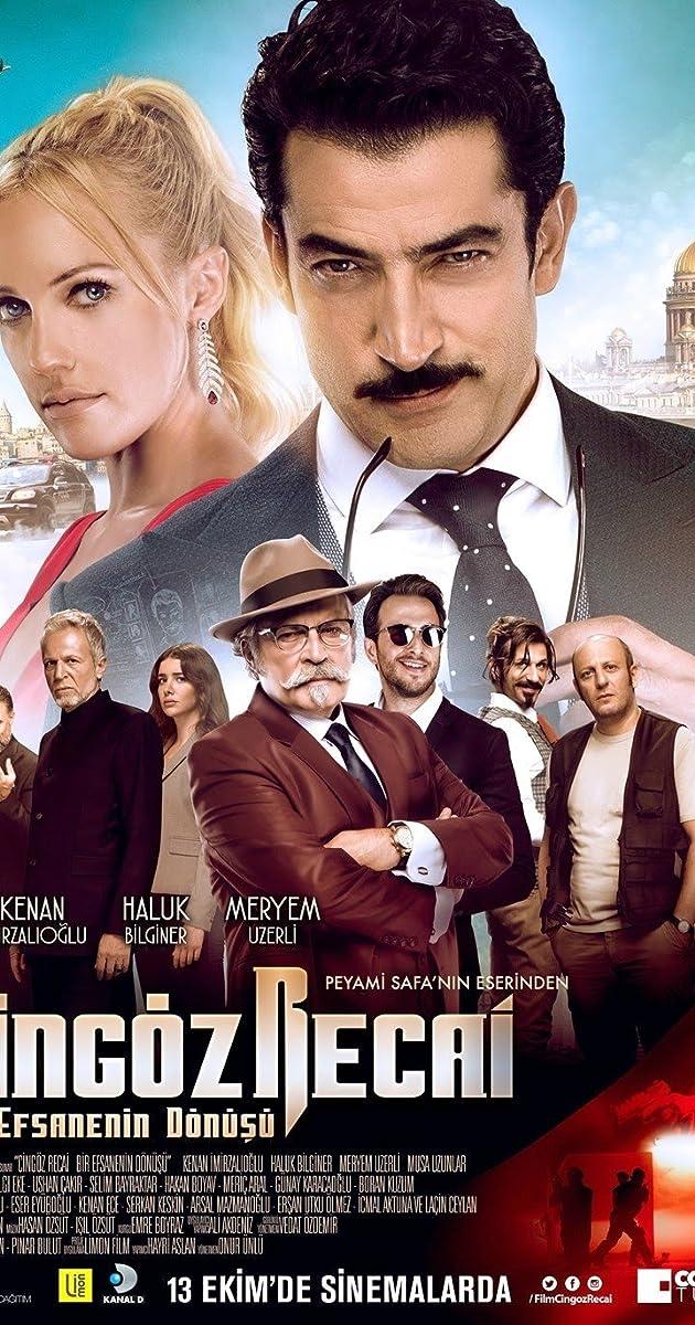 Cingöz Recai (2017) - IMDb