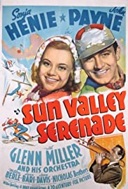 Sun Valley Serenade Poster