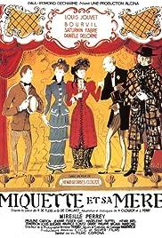 Miquette et sa mère Poster
