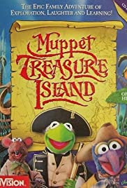 Muppets Treasure Island Poster