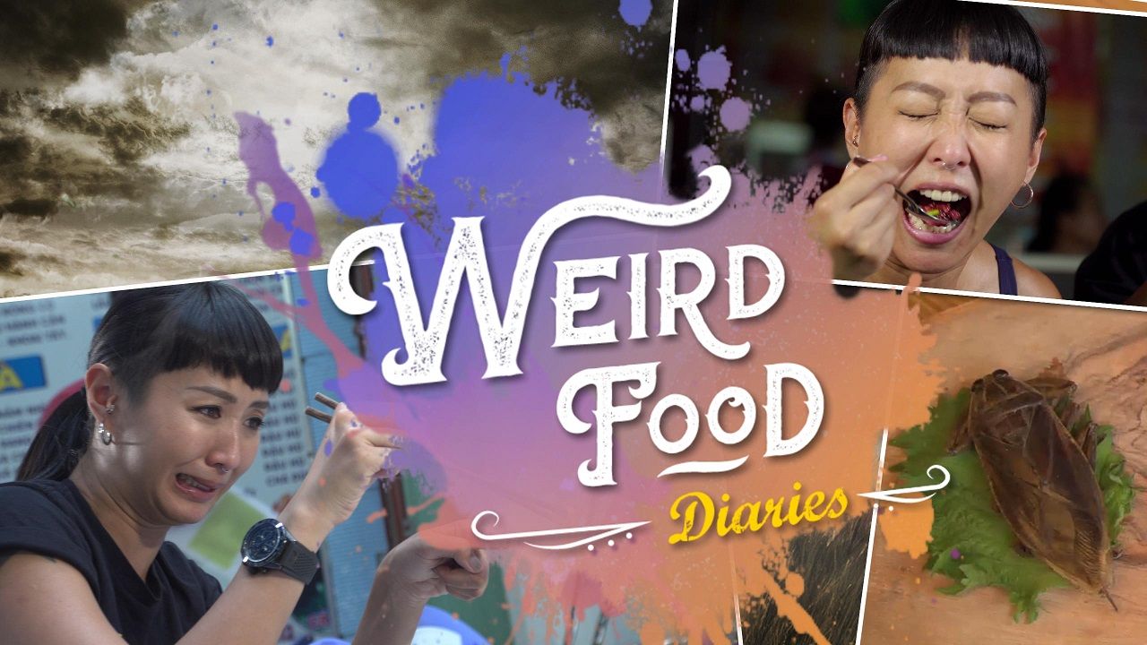 Weird Food Diaries 4