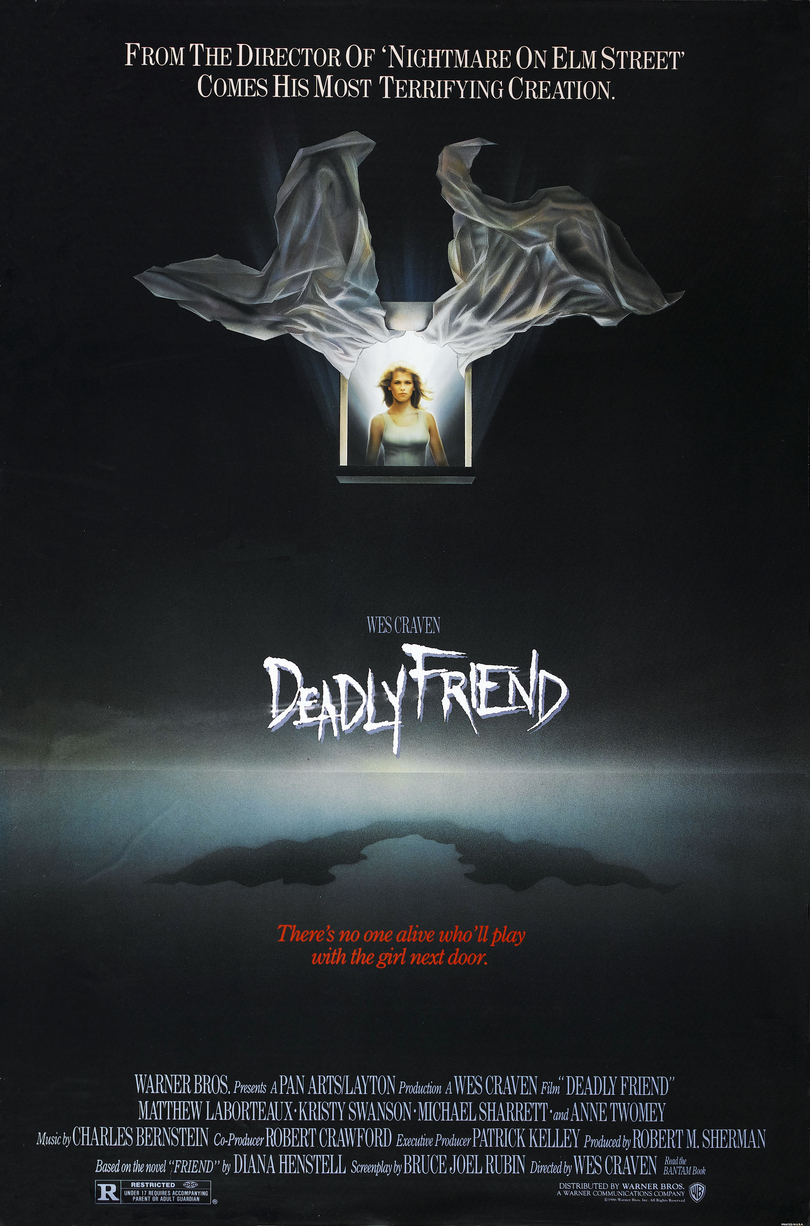 Deadly Friend (1986)