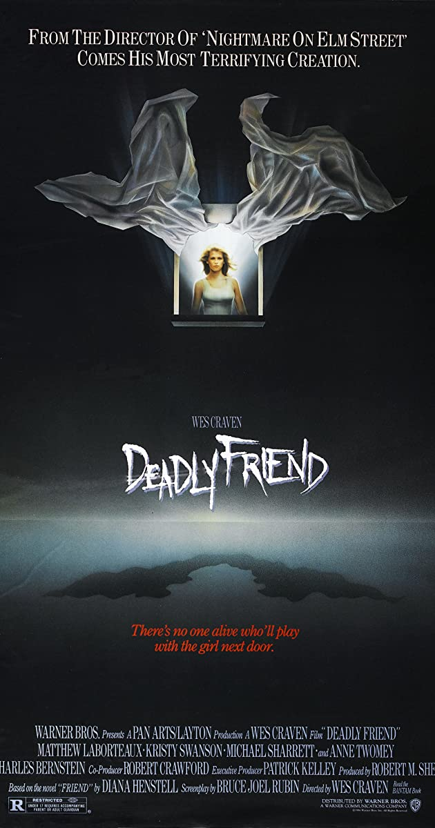 Deadly Friend 1986 Imdb