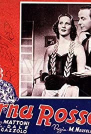 Taverna rossa Poster
