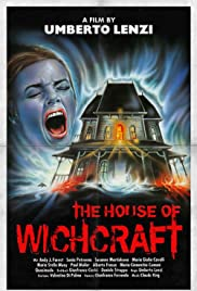 The House of Witchcraft Poster