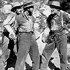 """The Treasure of the Sierra Madre"" Tim Holt, Humphrey Bogart, and Walter Huston 1948 Warner Bros."
