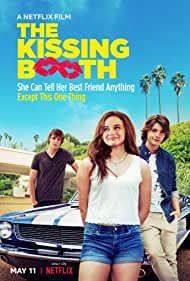 Joey King, Joel Courtney, and Jacob Elordi in The Kissing Booth (2018)