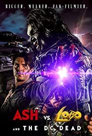 Ash vs. Lobo and the DC Dead Poster