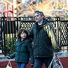 Joaquin Phoenix and Woody Norman in C'mon C'mon (2021)