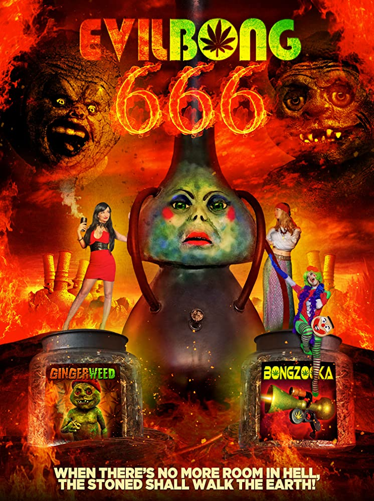 Image result for evil bong 666