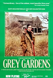Grey Gardens (1975) Poster - Movie Forum, Cast, Reviews