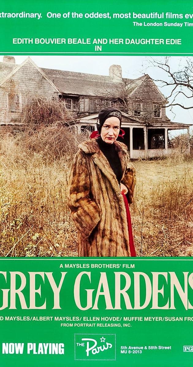 Grey gardens 1975 imdb - Grey gardens documentary watch online free ...