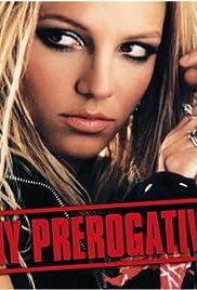 Britney Spears: My Prerogative Poster