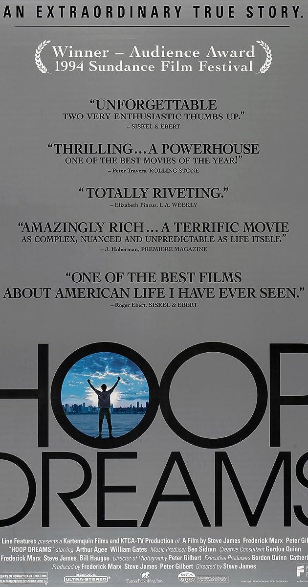 Citaten Hoop United : Hoop dreams 1994 imdb