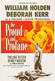 The Proud and Profane Poster