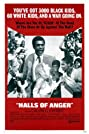 Halls of Anger (1970) Poster