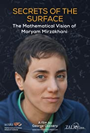 Secrets of the Surface: The Mathematical Vision of Maryam Mirzakhani Poster