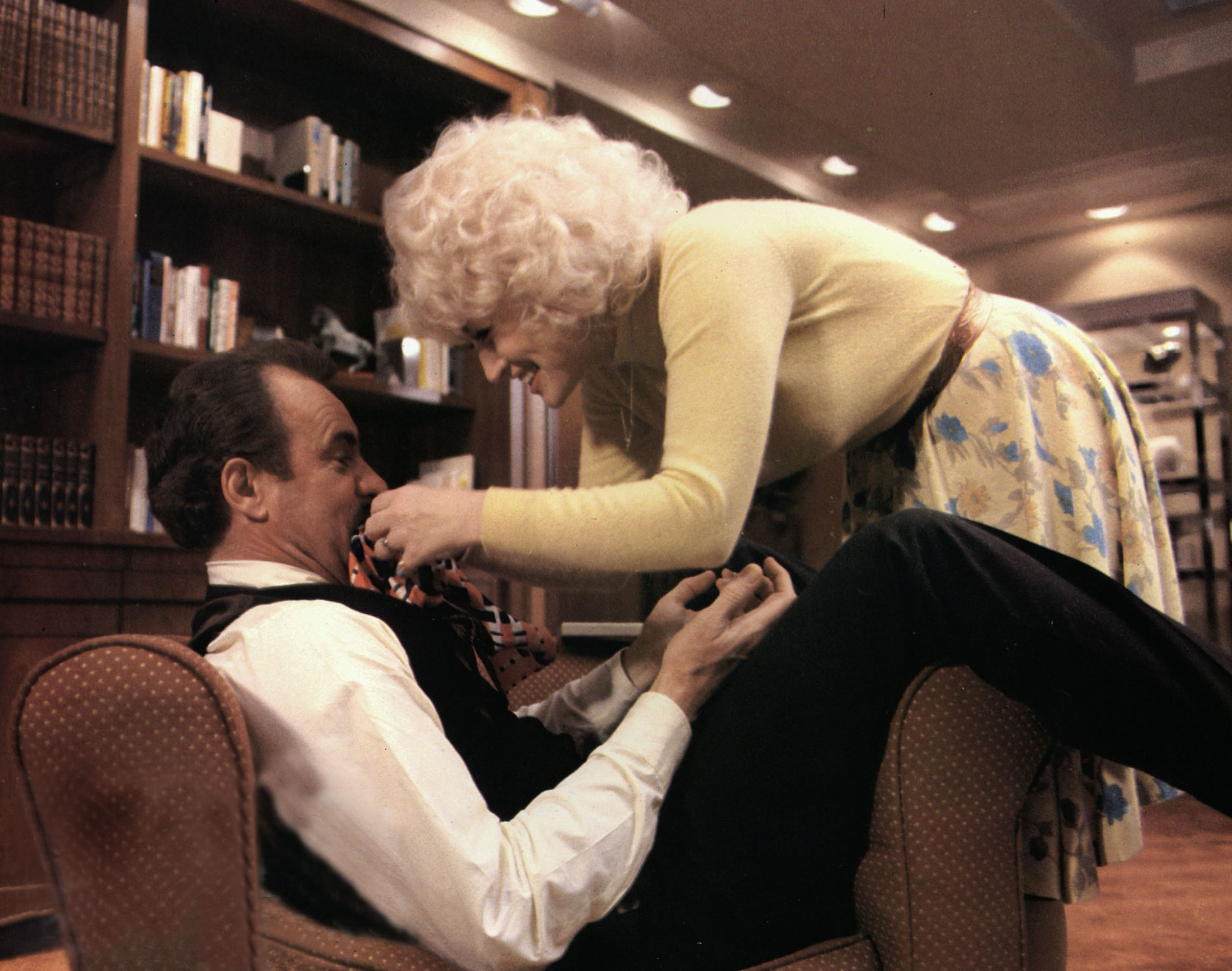 Dolly Parton and Dabney Coleman in Nine to Five (1980)