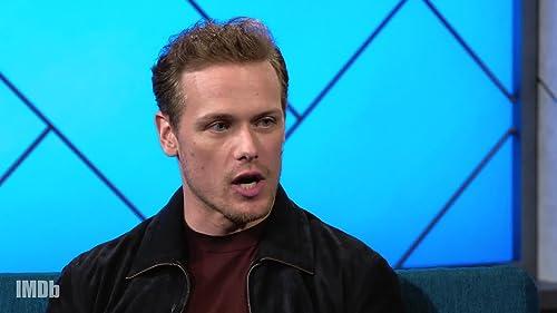 """Sam Heughan Promises the Biggest, Strongest """"Outlander"""" Season Finale Yet"""