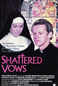 Valerie Bertinelli and David Morse in Shattered Vows (1984)