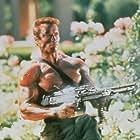 Arnold Schwarzenegger in Commando (1985)