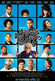 Tyler Perry's Madea's Big Happy Family Poster