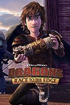 Dragões: Corrida até o Limite é um dos Melhores Animes da Netflix Seriados