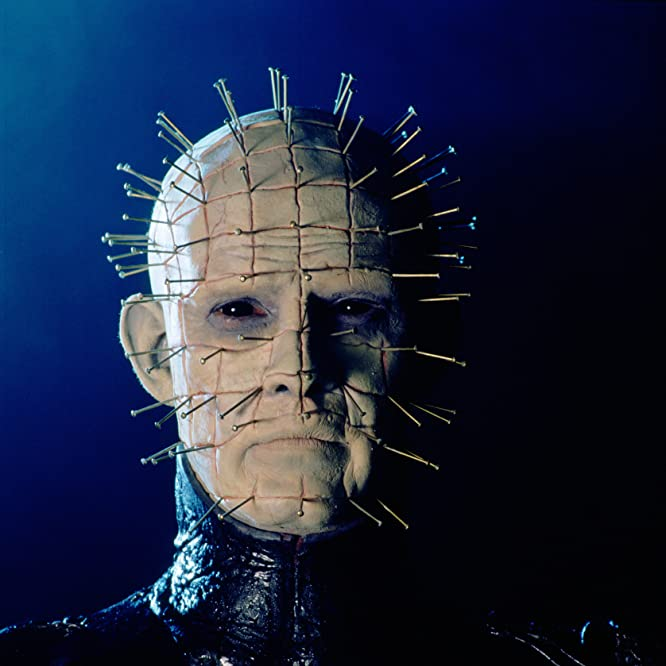 Doug Bradley in Hellraiser (1987)
