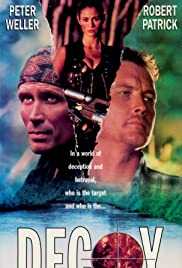 Decoy (1995) Poster - Movie Forum, Cast, Reviews