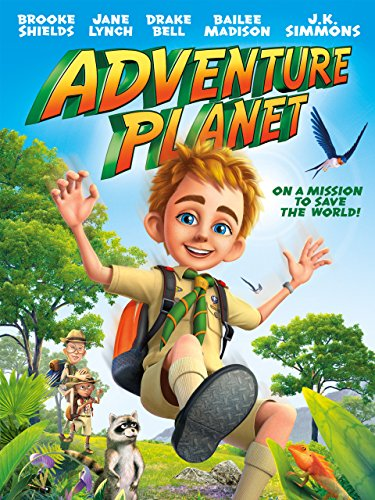 Adventure Planet (2012) Hindi Dubbed