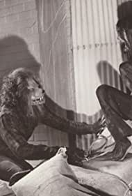 Tige Andrews and Belinda Balaski in The Werewolf of Woodstock (1975)