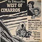 Lois Collier and Bob Steele in West of Cimarron (1941)