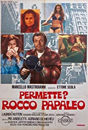 My Name Is Rocco Papaleo Poster