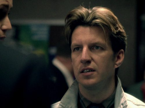 Marshall Lancaster in Ashes to Ashes (2008)